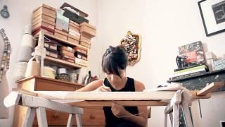 Les Petites Mains, Capucine Herveau Brodeuse D'art , Ralis par ClmentH