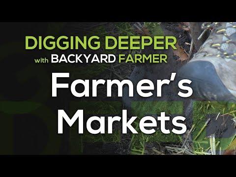 Digging Deeper Farmer's Markets