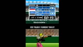 Tecmo Bowl: Kickoff - Gameplay 1