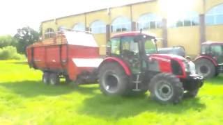 Wystawa i pokazy maszyn rolniczych 2016 Koźmin wielkopolski