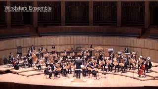 Windstars Ensemble - The Incredits