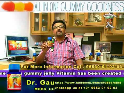 Organic Vitamins for Children Cubears Chennai