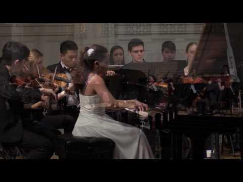 Schumann Piano Concerto A minor - pianist Yana Reznik