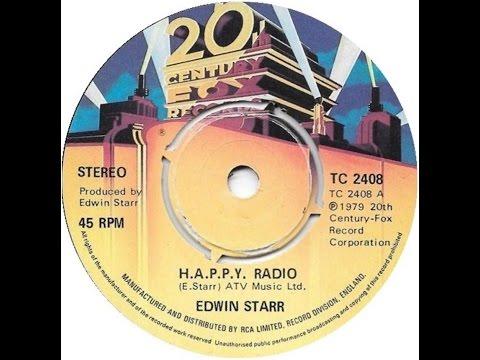 HAPPY Radio  Edwin Starr