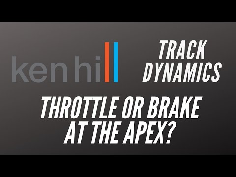 Ken Hill Coaching #1 - What's new for 2016 and is it Brake or Throttle at the Apex?