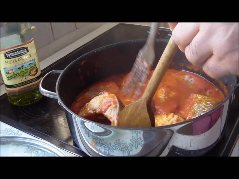 Cuisine tunisienne le poisson hlaimi youtube - Youtube cuisine tunisienne ...