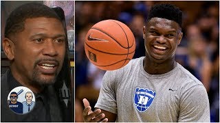 How many things is Duke's Zion Williamson expected to save? Check out the list   Jalen and Jacoby