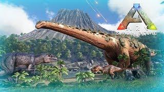 ARK - Либо Ты, либо Динозавры.