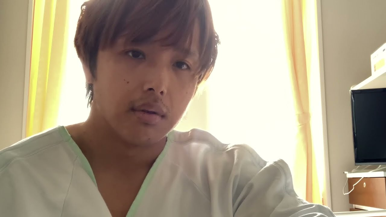 病状が一番悪化した時の状態を動画に収めました。(生存確認)