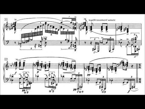 Scriabin: Sonata Op.64 No.7,