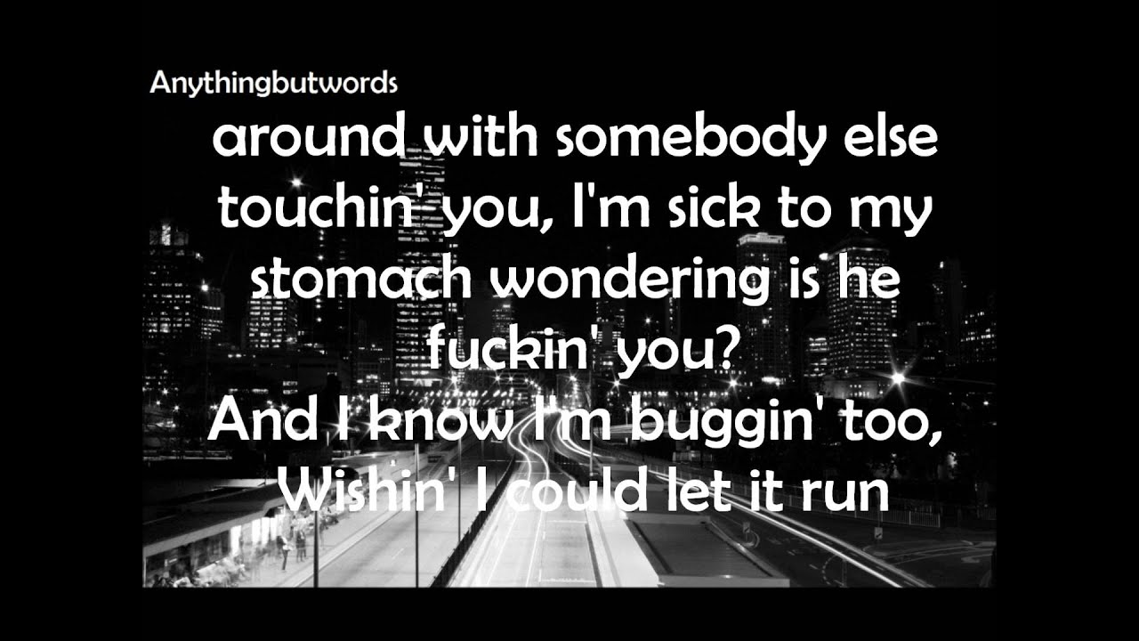 G Eazy Alone Lyrics Youtube