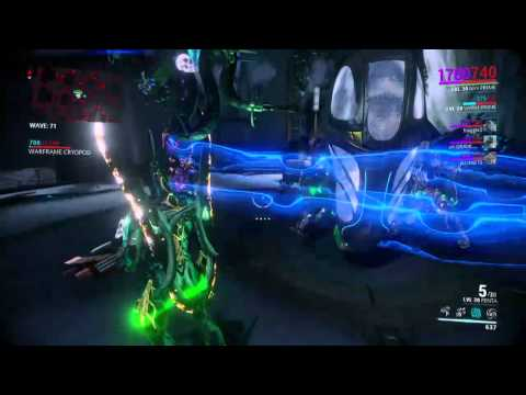 PS4 Warframe ODD wave 80 part 2 of 2