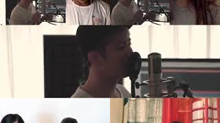 adele - hello cover by taka(one ok rock)reaction