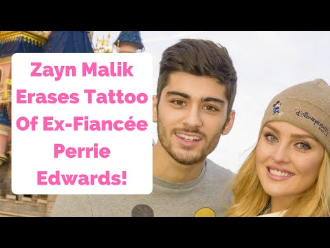Zayn Malik Erases Tattoo Of Ex-Fiancée And Gigi Hadid Celebrates!