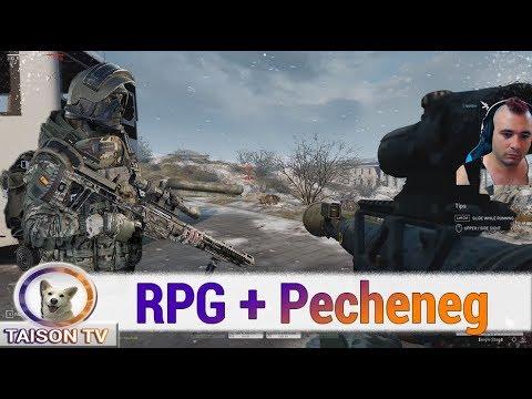 World War 3 Destrozando con la Pecheneg y el RPG7