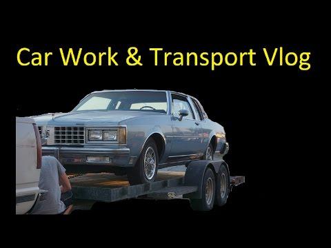Daily Work Vlog Car Transport Buyer pickup Behind the Scenes Vlog