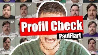 ☑️Profil Check: Kontinuierlich Posten wie PaulFlart! 🤓| #FragDenDan