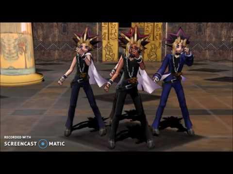 [MMD] ~YU GI OH!~ Pharaoh's Throne