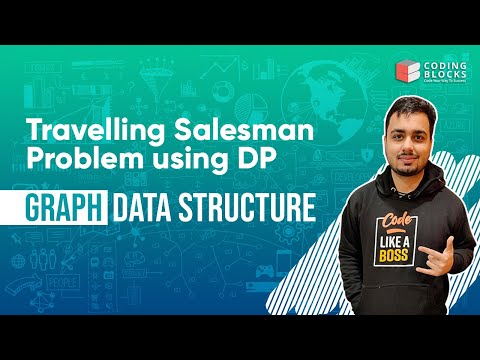 Travelling Salesman Problem using Dynamic Programming - Easiest Approach with Code