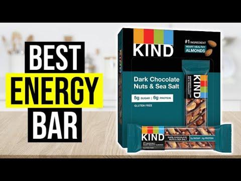 BEST ENERGY BAR 2020 Top 5