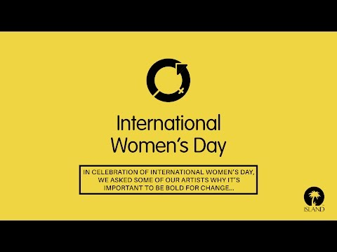 Happy International Women's Day From Island Records