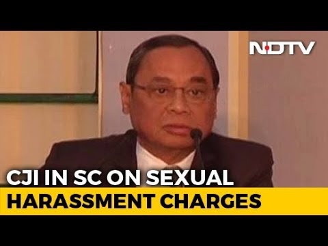 """Judiciary Under Threat"": Chief Justice Denies Sex Harassment Allegation"