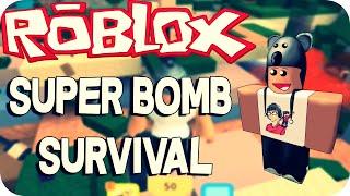 Roblox - Super Bomb Survival