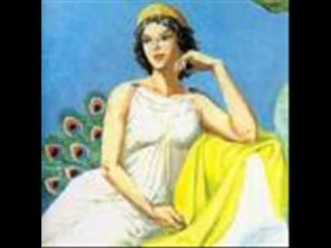 Goddess Hera - YouTube