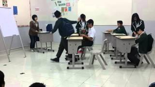 """Video bermain drama """"Dari Musuh Jadi Teman"""" kelas 8 SMP Bunga Bangsa Surabaya download MP3, 3GP, MP4, WEBM, AVI, FLV September 2018"""