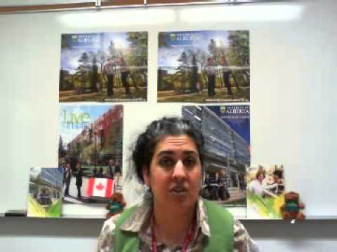 University of Alberta Online Video Chat