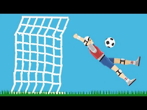 EN İYİ FUTBOL KURTARIŞI!! (Happy Wheels)