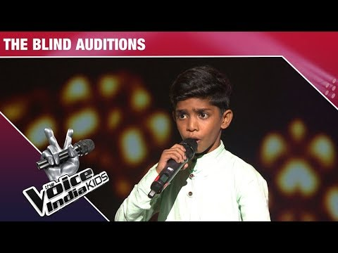 Faazil Performs on Haanikaarak Bapu | The Voice India Kids | Episode 4