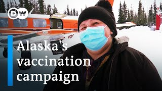 Vaccinating against COVID-19 in Alaska | DW Documentary