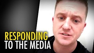 Tommy Robinson: Media wants ME to apologize for Muslim grooming gangs