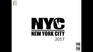 New York (16-22/11/2017) by One Team One Vision