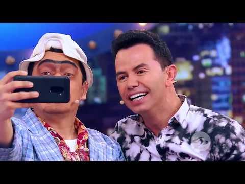Jhonny Rivera y Andy Rivera en The Suso's Show - Caracol TV