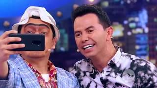 jhonny rivera y andy rivera en the susos show caracol tv