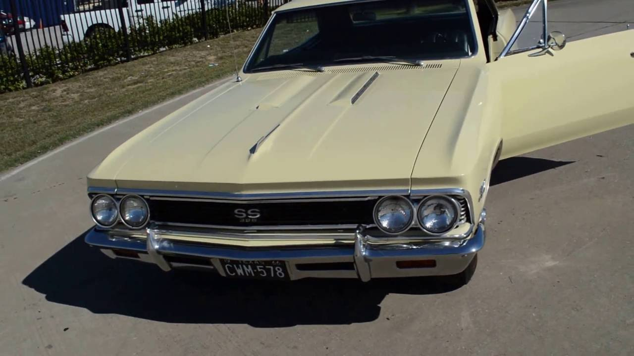 1966 Chevelle SS396 Frank\'s Car Barn - Buy, Sell and Trade Classic ...