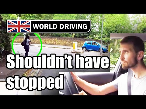 Shouldn't Have Stopped | UK Driving Test from YouTube · Duration:  36 minutes 23 seconds