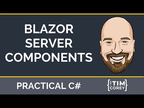 Blazor Server Components - Making Razor Components Easy to Use