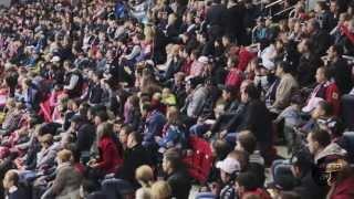 Трактор vs Локомотив - 2:1. 20 октября 2013