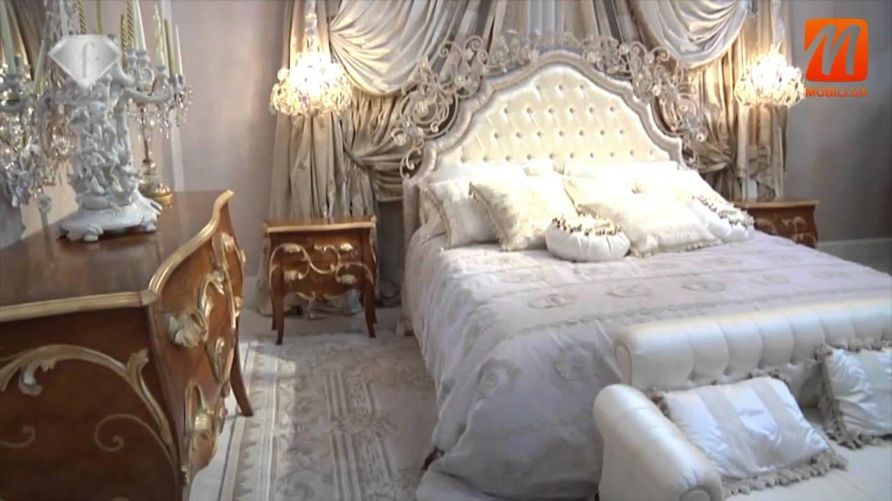 Белая кровать в спальню! Купить белую кровать в спальню! - YouTube