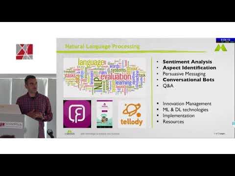 Χατζησάββας Κώστας | Natural Language Processing