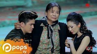Kịch Mẫu Tử (Liveshow Trái Tim Nghệ Sỹ 2) - Khưu Huy Vũ, Hà My, Tú Trinh, Đăng Nguyên [Official]