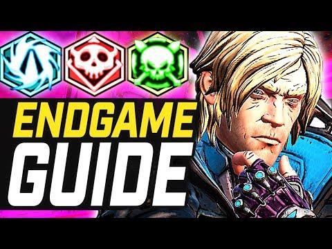 Borderlands 3 | Endgame Guide - How It Works & Looks! - Mayhem Mode, Guardian Ranks & More!