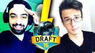 FG Muhammet ile CEZALI FUT DRAFT CHALLENGE | Fifa 16