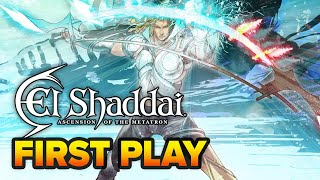 El Shaddai: Ascension of the Metatron: SelectButton First Play