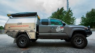Norweld: Tray & Canopy System for Toyota Tacoma & Mid-Size Trucks