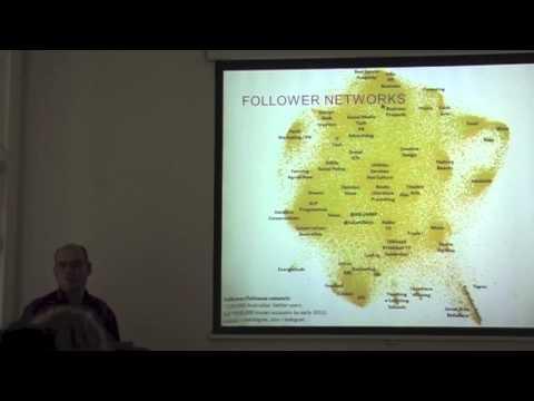 Analyzing Network Data - GCDH Twitter Workshop