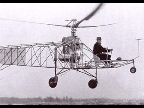 World's First Helicopter - Prehistoric